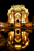Palace Of Fine Arts Eve