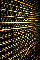 Schramsberg Bottle Wall