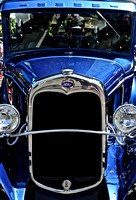 Classic Blue Ford 1931