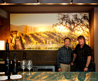 Hestan Tasting Room_Mars and Stanley Cheng